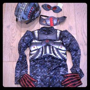 Recon Commando One Piece Costume